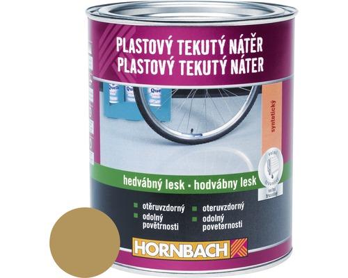 Farba na betón Hornbach hnedobéžová, hodvábne matná 2,5 l