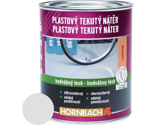 Farba na betón Hornbach kremičito sivá, hodvábne matná 2,5 l
