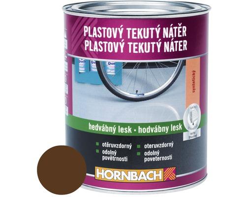 Farba na betón Hornbach orieškovo hnedá, hodvábne matná 2,5 l