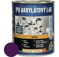 Akrylátový lak na vodnej báze Hornbach fialová violet, lesklý 750 ml