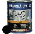 Akrylátový lak na vodnej báze Hornbach čierna, lesklý 750 ml