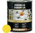 Hybridný lak Hornbach 750 ml repkovo žltá lesk