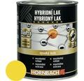 Hybridný lak Hornbach repkovo žltá, lesklý 375 ml