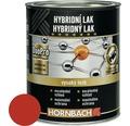Hybridný lak Hornbach ohnivo červená, lesklý 750 ml