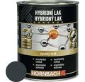 Hybridný lak Hornbach antracitovo sivá, lesklý 375 ml