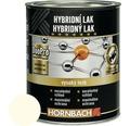 Hybridný lak Hornbach krémová, lesklý 375 ml