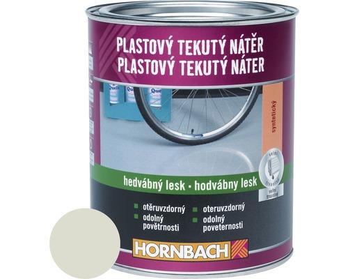 Farba na betón Hornbach kremičito sivá, hodvábne matná 750 ml