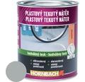 Farba na betón Hornbach strieborno sivá, hodvábne matná 750 ml