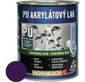 Akrylátový lak na vodnej báze Hornbach fialová violet, hodvábny lesk 375 ml