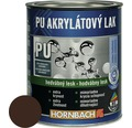 Akrylátový lak na vodnej báze Hornbachčokoládovo hnedá, hodvábny lesk 375 ml