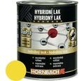 Hybridný lak Hornbach 375 ml repkovo žltá hodvábny lesk