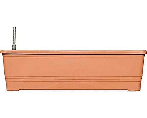 Samozavlažovací hrantík Bergamot terakota 80 cm