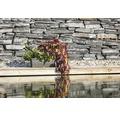 Samozavlažovací hrantík Bergamot antracit 80 cm