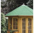 Asfaltový šindeľ PRECIT obdĺžnik zelený balenie 2 m²