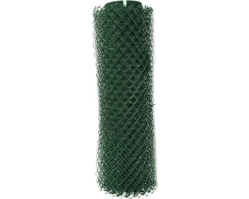 Plotové pletivo PILECKÝ Ideal Zn + PVC 4hranné nezapletené 150 cm x 25 m zelené