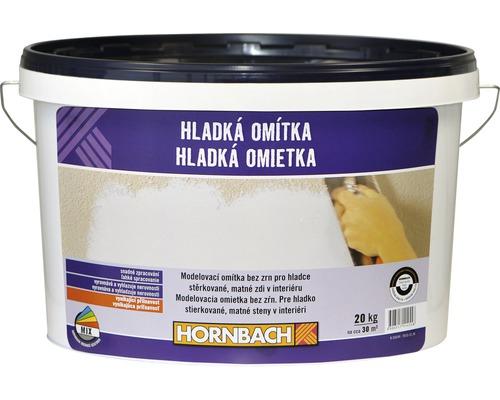 Hladká omietka Hornbach 20 kg