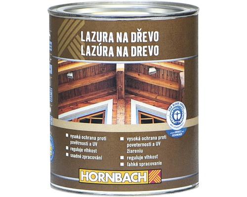Univerzálna lazúra na drevo Hornbach, bezfarebná 750 ml