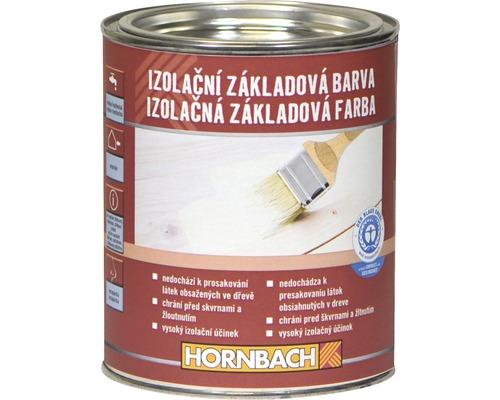 Izolačná základová farba Hornbach biela 750 ml