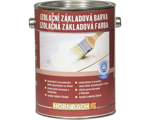 Izolačná základová farba Hornbach biela 2,5 l