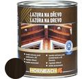 Univerzálna lazúra na drevo Hornbach, palisander 750 ml