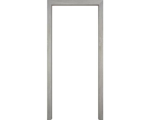 Obložková zárubňa, 60 P šírka 95 - 114 mm dub sonoma