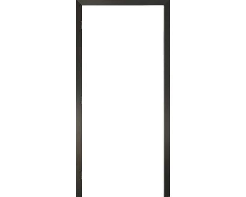 Obložková zárubeň Solodoor 70 P šířka 80 mm wenge (VÝROBA NA OBJEDNÁVKU)
