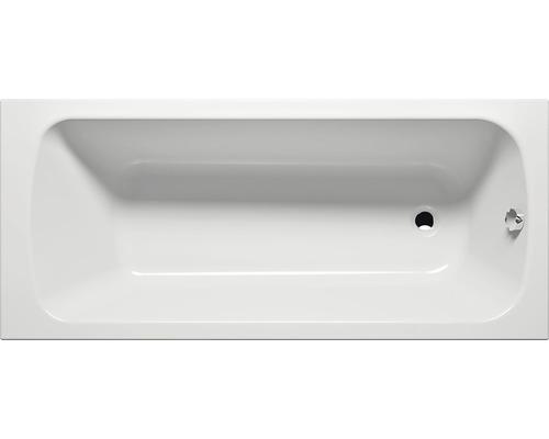 Kúpeľňová vaňa Dola biela 150x70 cm