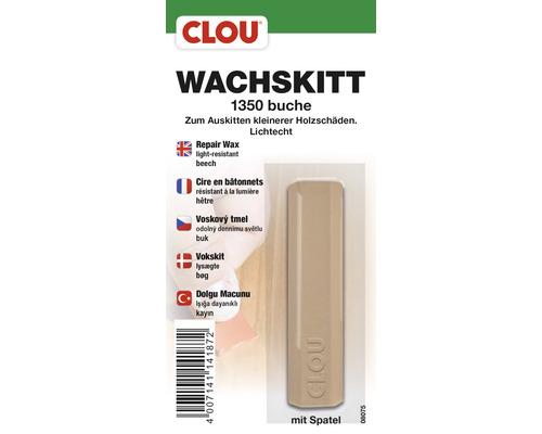 Voskový tmel CLOU 1350 buk