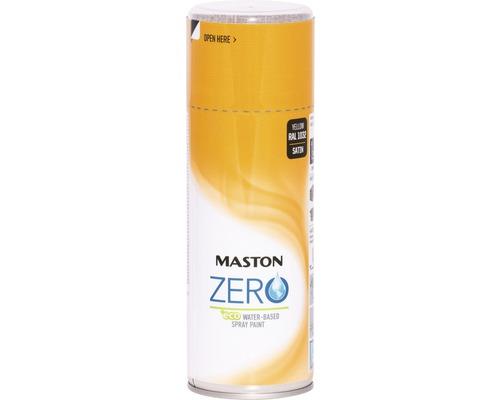 Farba v spreji ZERO Maston žltá 400 ml