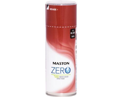 Farba v spreji ZERO Maston malinovo červená 400 ml