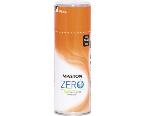 Farba v spreji ZERO Maston oranžová 400 ml