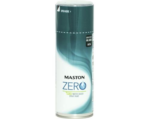 Farba v spreji ZERO Maston machovo modrá 400 ml