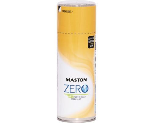 Farba v spreji ZERO Maston zinkovo žltá 400 ml