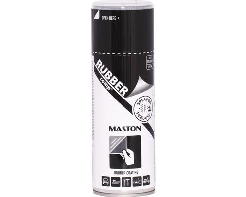 Guma v spreji RUBBERcomp Maston čierna 400 ml