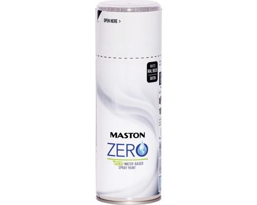 Farba v spreji ZERO Maston biela 400 ml