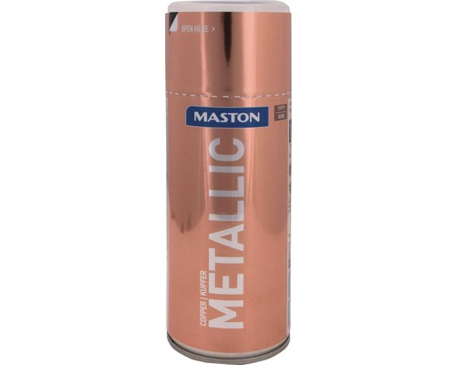 Farba v spreji Metallic Maston meď 400 ml