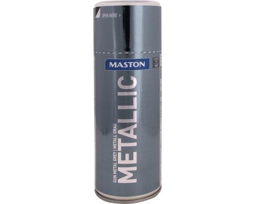 Farba v spreji Metallic Maston antracitovo sivá 400 ml