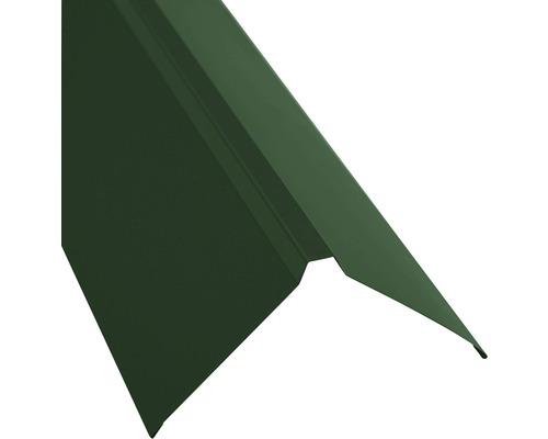 Hrebenáč rovný PRECIT pre trapézový plech 1000 mm 6005 machovo zelená