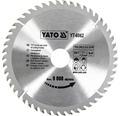 Kotúč na drevo Yato YT-6062, 184x30 mm 50z