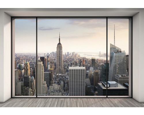 Fototapeta New York Penthouse 368x248 cm