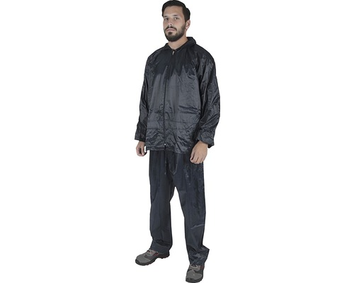 Plášť do dažďa Ardon CLEO modrý, veľkosť XXL