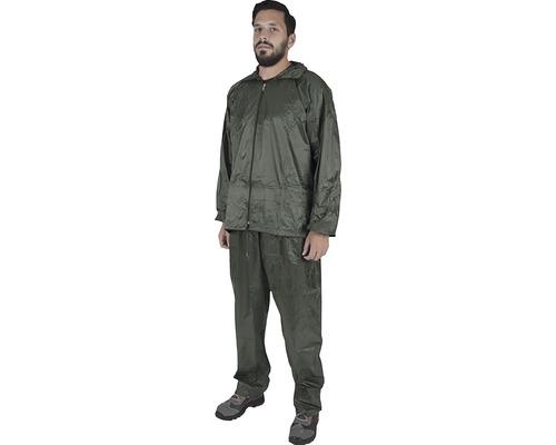 Plášť do dažďa Ardon CLEO zelený, veľkosť M