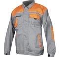 Bunda Ardon 2Strong, šedo-oranžová, veľkosť 50