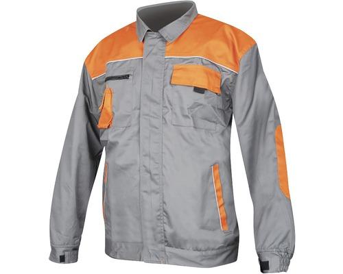 Bunda Ardon 2Strong, šedo-oranžová, veľkosť 56