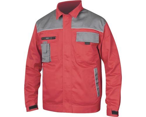 Bunda Ardon 2Strong, červeno-sivá, veľkosť 56