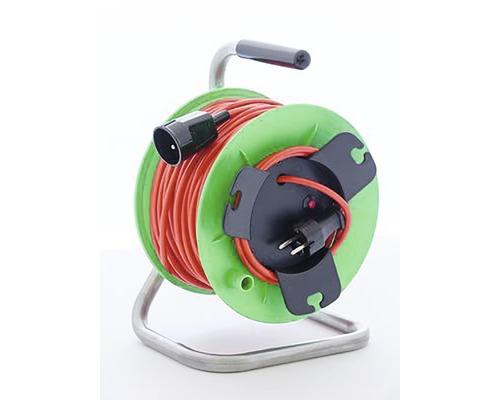 Predlžovací kábel na bubne Munos BASIC kábel H05VV-F3G 1/25 m