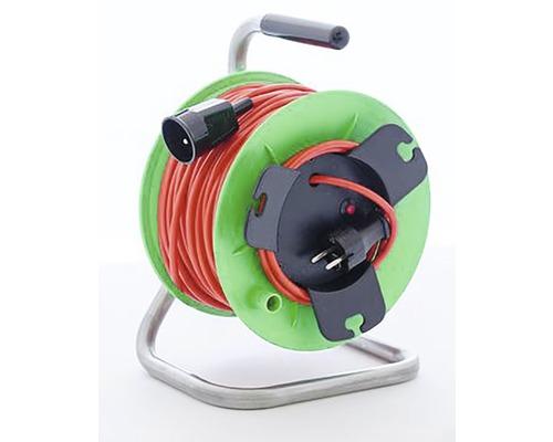 Predlžovací kábel na bubne Munos BASIC kábel H05VV-F3G 1/40 m