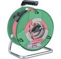 Predlžovací kábel na bubne Brennenstuhl KOMPAKT R kábel H05VV-F 3G 1,5/25 m