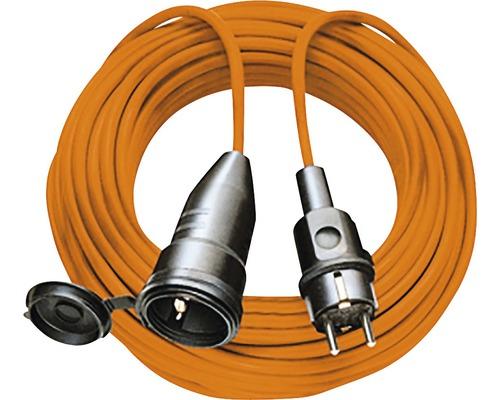 Predlžovací kábel Brennenstuhl N07V3V3-F 25 m