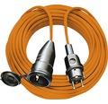 Predlžovací kábel Brennenstuhl N07V3V3-F 10 m